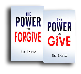 THE POWER TO GIVE, THE POWER TO FORGIVEBooks - Bren Store