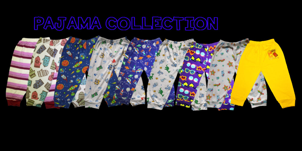 Pajama Collections for Babies