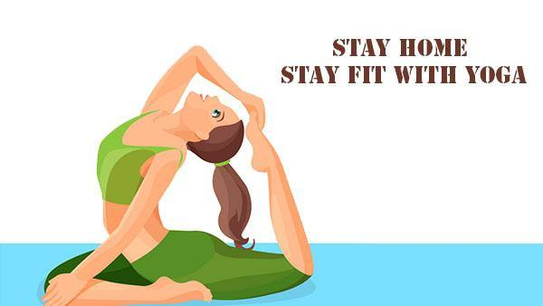 Stay Home. Stay Fit with Yoga - Keya Seth Aromatherapy