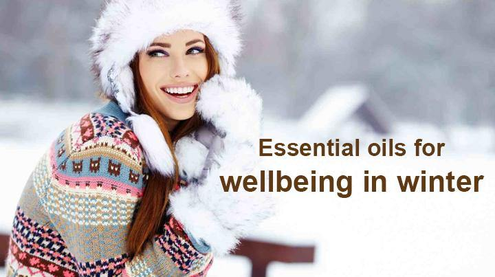 Blog 42: Essential oils for well-being in winter   - Keya Seth Aromatherapy
