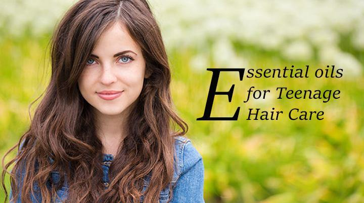 Blog 24: How to use essential Oils for Teenage Hair Care? - Keya Seth Aromatherapy