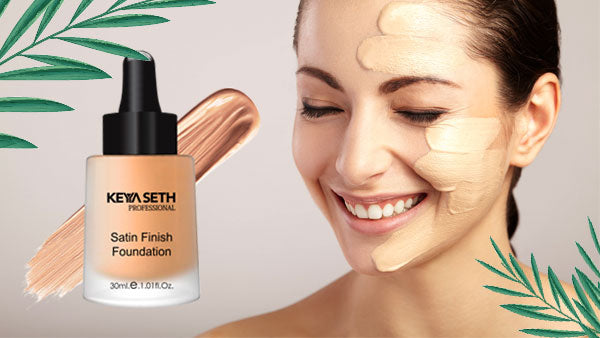 the right foundation for your skin