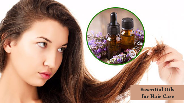 essential oils for hair fall treatment