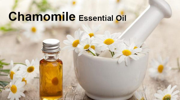 chamomile essential oil for cracked heels