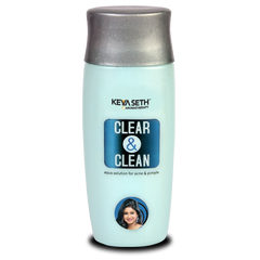 Clear & Clean for acne & pimple