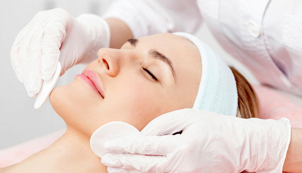 collagen facial for youthful skin