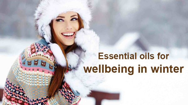 essential oil for winter well being