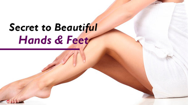 tips for beautiful hands & feet