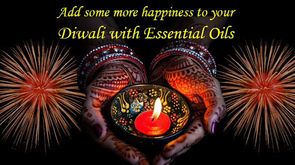 diwali with essential oils