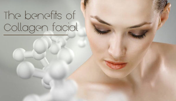Collagen facial benefits