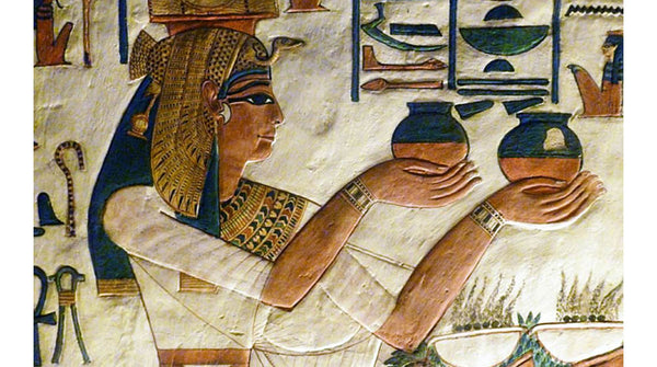 Aromatherapy The Beauty Secret of Cleopatra