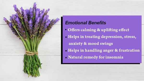 emotional benefits of essential oil