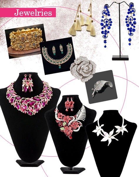 jewelries for pujo
