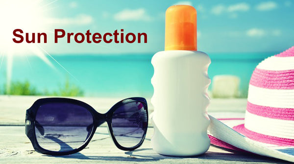 sun protection stops skin ageing