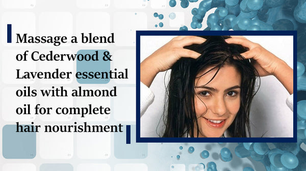 essential oil for hair nourishment