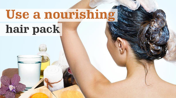 nourishing hair pack