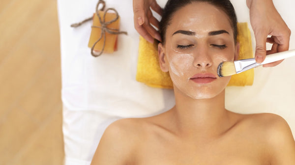 anti-ageing treatment for younger skin