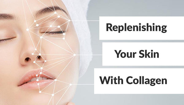 collagen for skin replenishment