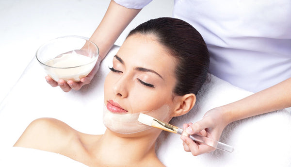 collagen facial for rejuvenated skin