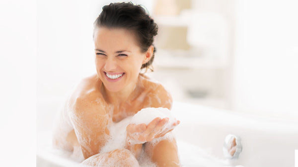 soap in body care