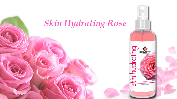 Skin Hydrating Rose