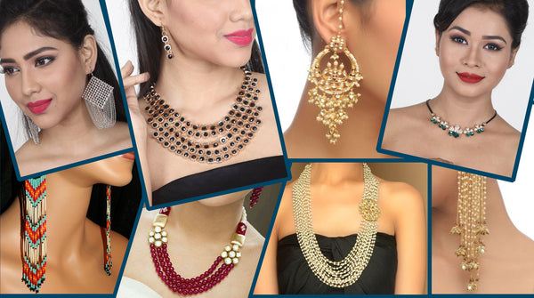 jewelries for puja