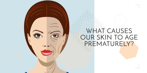 Premature Skin Ageing Should Bother You | Stopage | Keya Seth