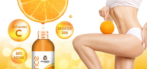 Add the goodness of Orange and Essential Oil in your daily body care with Skin Defence Orange Body Oil