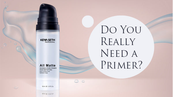 All Matte Primer Do you really need a Face Primer