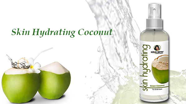 Skin Hyydrating Green Coconut Toner