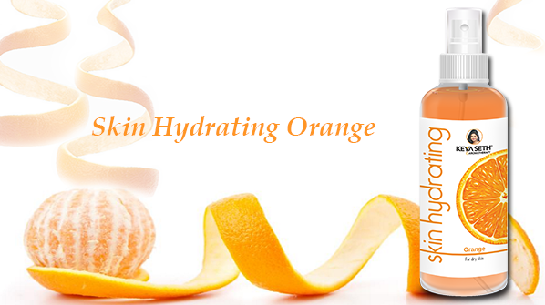 Skin Hydrating Orange Toner