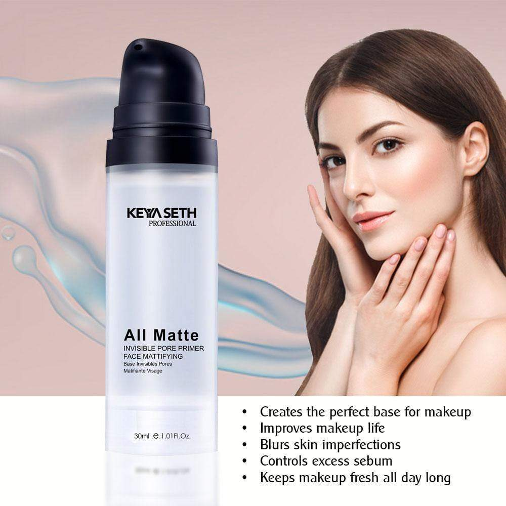 All Matte Invisible Pore Primer for easy Professional Makeup Finish