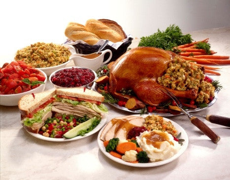 The Holiday Food Equation – Feasting without Fat Gain