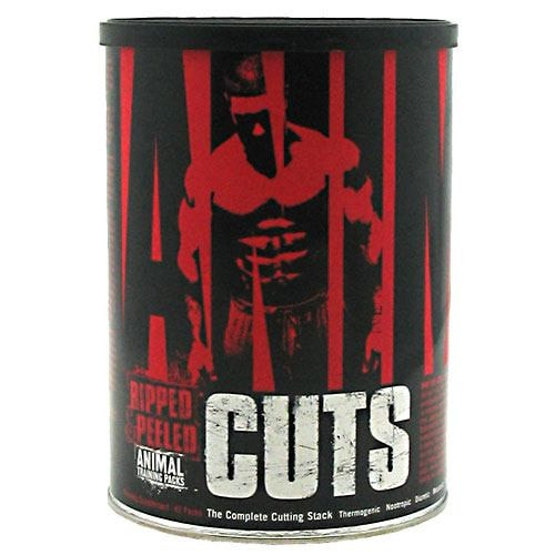 Universal Nutrition Animal Cuts 42pk - AdvantageSupplements.com