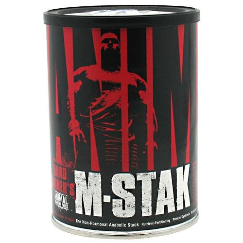 Universal Nutrition Animal M Stak 21pk