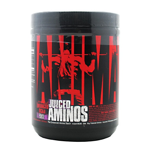 Universal Nutrition Animal Juiced Aminos (30 servings) - AdvantageSupplements.com