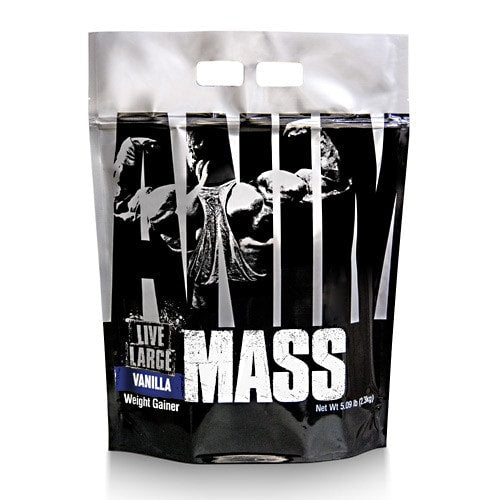 Universal Nutrition Animal Mass 5.09lbs - AdvantageSupplements.com