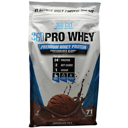 360Cut 360 Pro Whey (71+ servings) - AdvantageSupplements.com