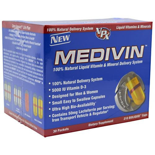 VPX Medivin (30 pack) - AdvantageSupplements.com