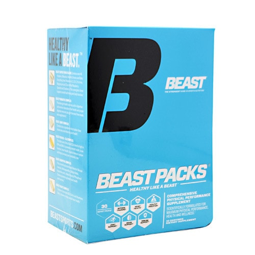 Beast Sports Nutrition Beast Packs (30 packs) - AdvantageSupplements.com