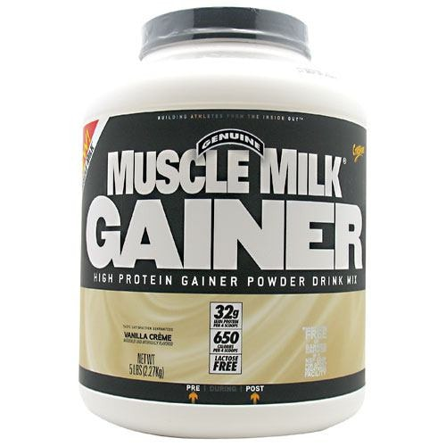 CytoSport Muscle Milk Gainer 5lbs - AdvantageSupplements.com