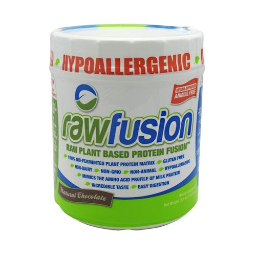 SAN Raw Fusion Protein 1lb (15 servings) - AdvantageSupplements.com