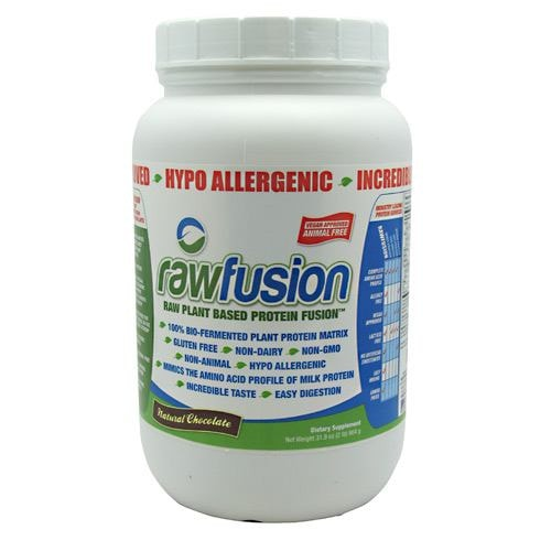 SAN Raw Fusion Protein 2lbs (30 servings) - AdvantageSupplements.com
