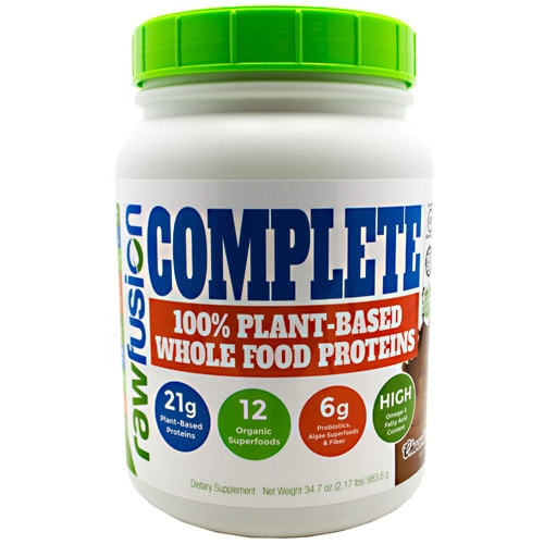 SAN RawFusion Complete 2lbs (20 servings) - AdvantageSupplements.com