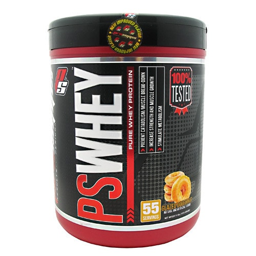 Pro Supps PS Whey Protein 4lbs