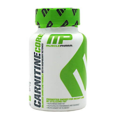 MusclePharm Core Series Carnitine 60caps - AdvantageSupplements.com