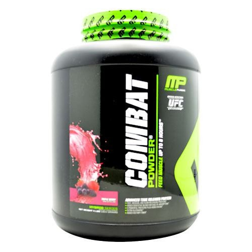 MusclePharm Combat Powder 4lbs - AdvantageSupplements.com