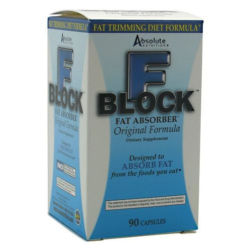Absolute Nutrition F Block 90caps - AdvantageSupplements.com