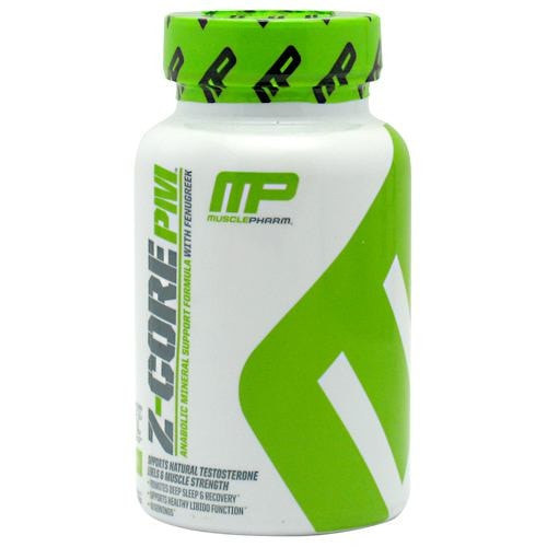 MusclePharm Core Series Z-Core PM 60caps - AdvantageSupplements.com