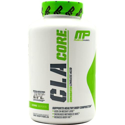 MusclePharm CLA Core 180softgels - AdvantageSupplements.com
